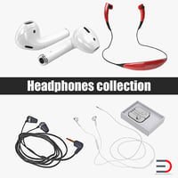 Headphones Collection
