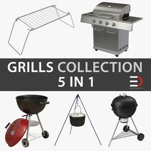 3D grills 2