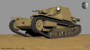 3D model italian