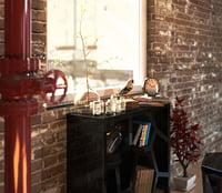 3D model interior scene set loft