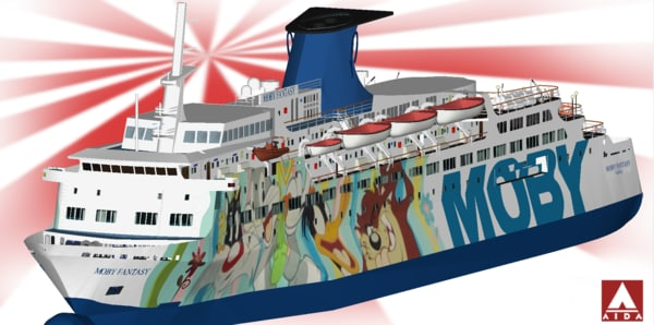 3D moby lines fantasy