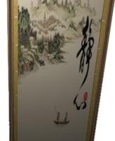 original chinese wall 3D model
