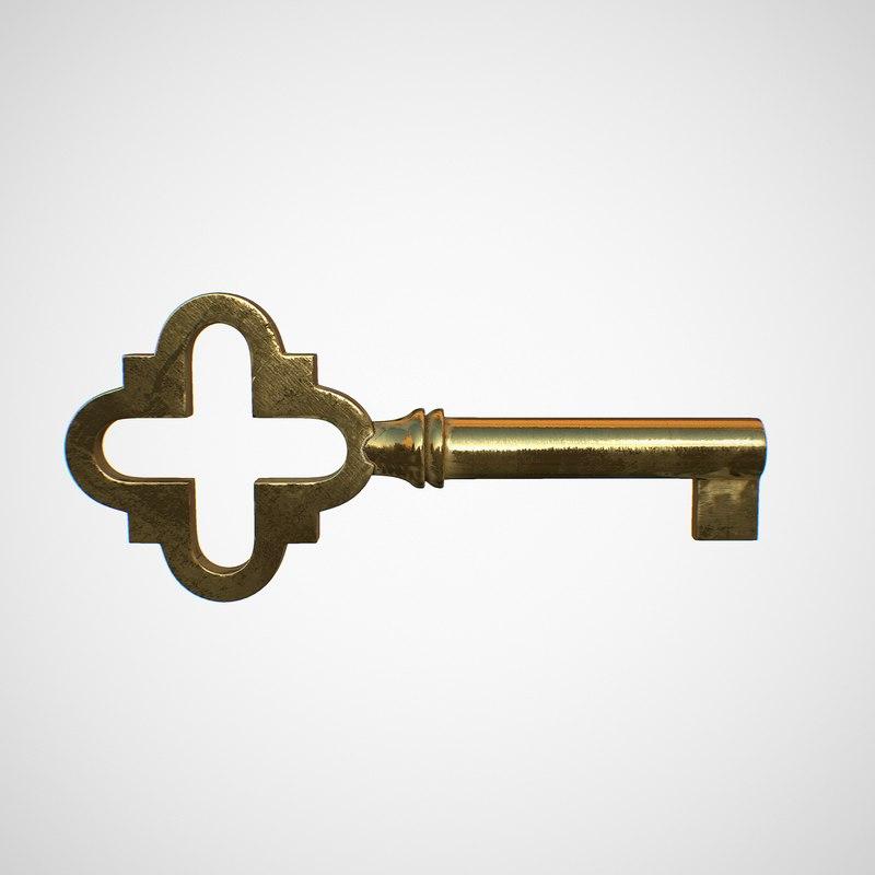 small key model