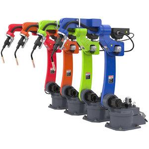 3D industrial robot 2