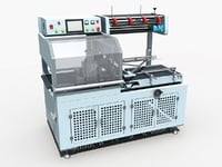 sealing cutting machine 3D model