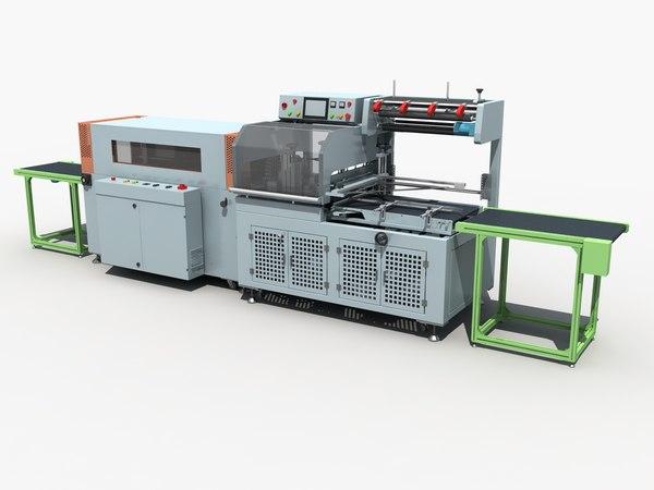 3D production machine