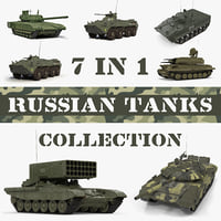 russian tanks model