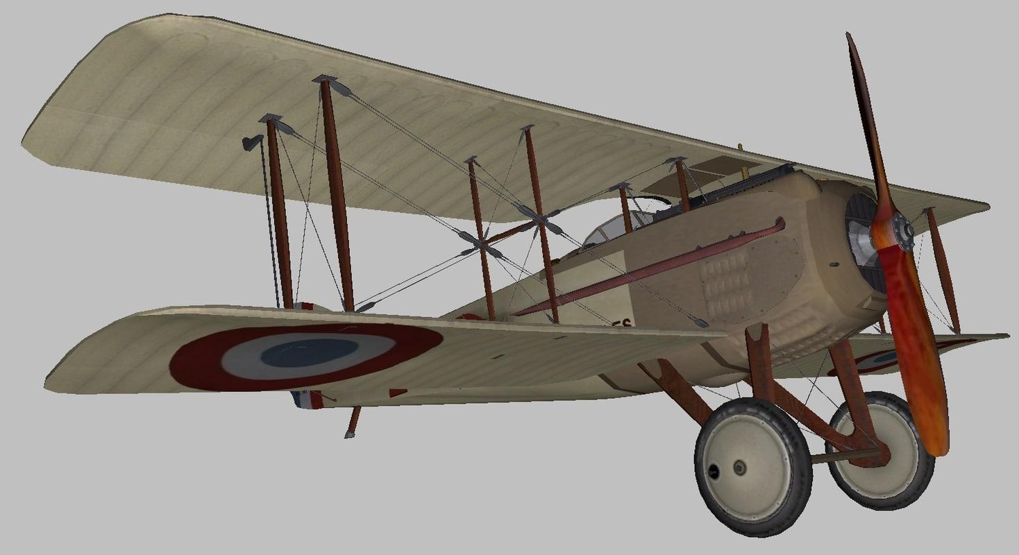 3D spad world war model