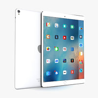 apple ipad pro 10 3D