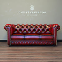 3D model colors chesterfield