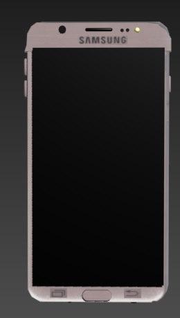 j7 mobile phone 3D model