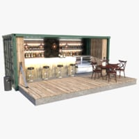 Bar Container