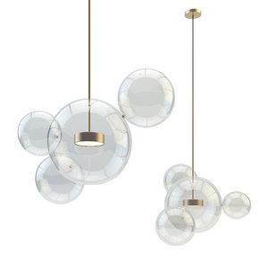 3D giopato coombes btp04-fe1-brbc lamp