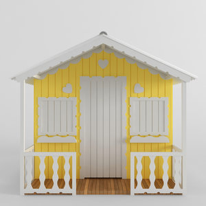 doll s house 3D model