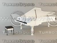 piano music model
