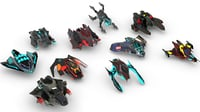 space fighter collection