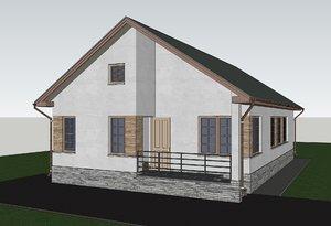 classic house model