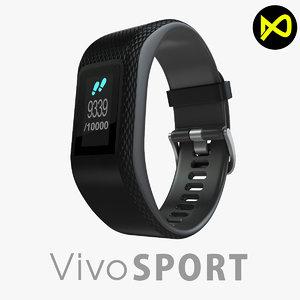 vivo sport smart 3D model