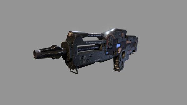 3D gun powerful