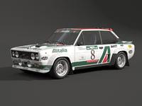 Fiat 131 Mirafiori Rally