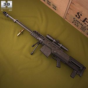 3D as50 accuracy international model