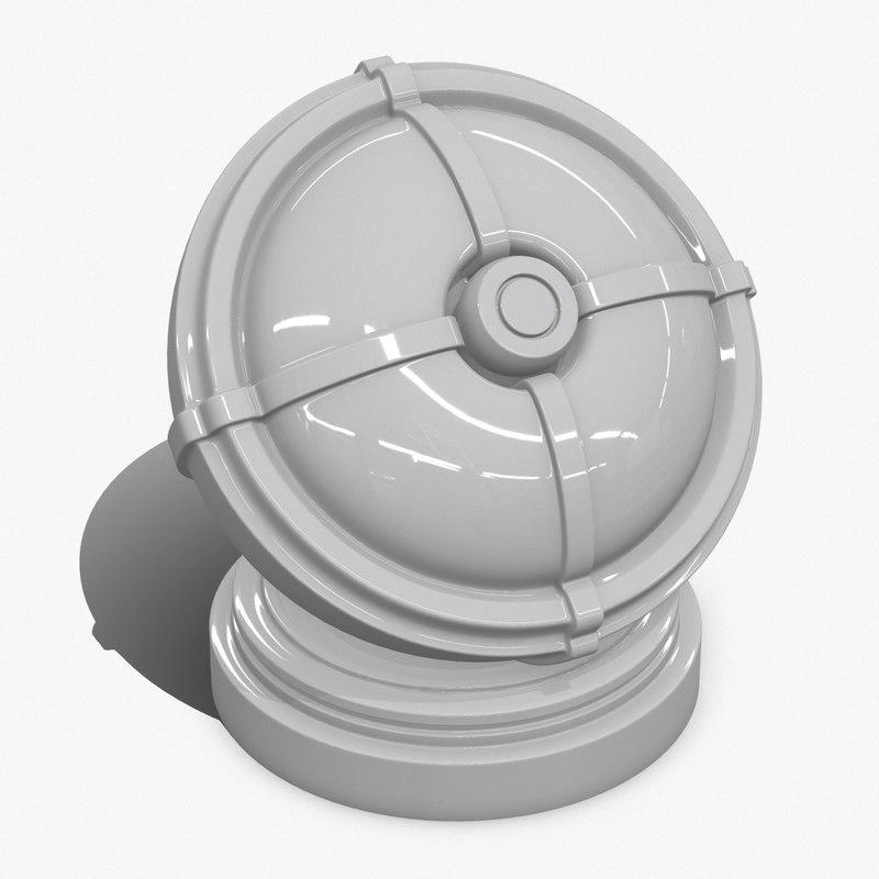 3D object previews