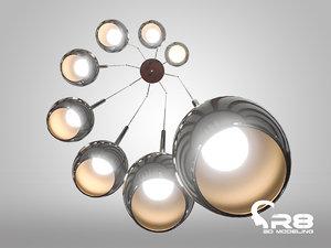 chandelier modern model