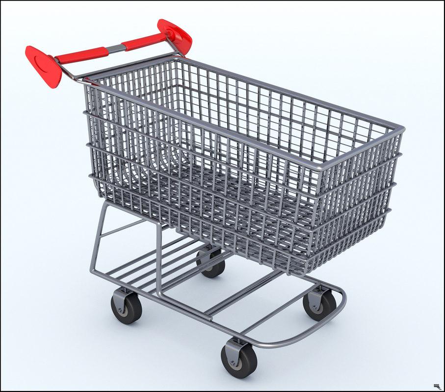 supermarket cart market model
