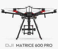 DJI Matrice 600 Pro and Ronin-MX 2017