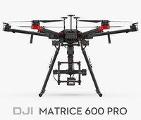 dji matrice 600 pro 3D model