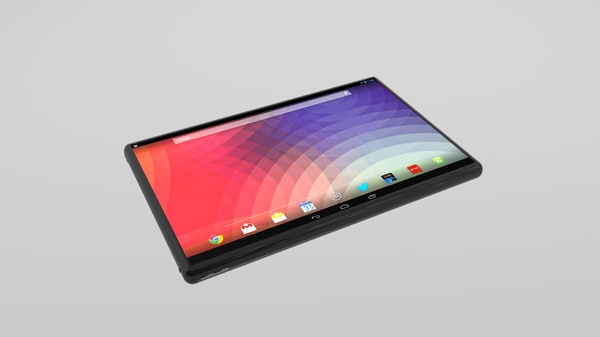 3D tablet android
