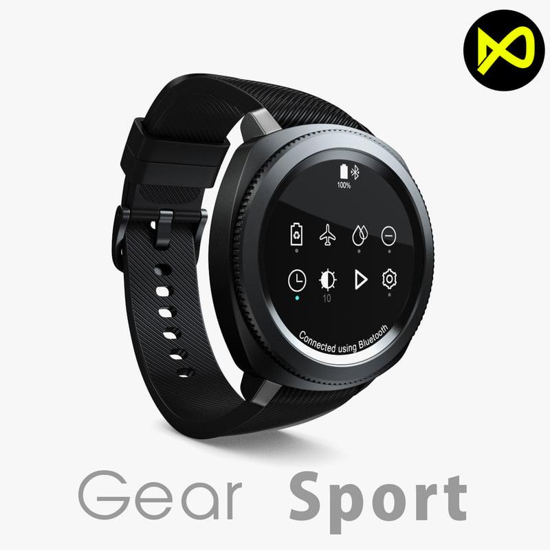samsung gear sport model
