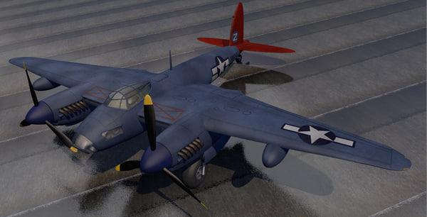 plane dehavilland mosquito pr model
