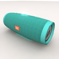 JBL Charge 3 Teal Bluetooth Portable Speaker