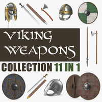Viking Weapons Collection