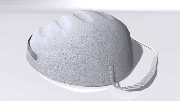 dust mask model