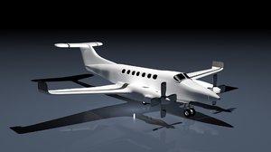 3D aircraft 350