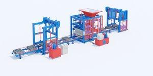 production line 3D