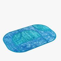 3D bauhaus rug alnoor