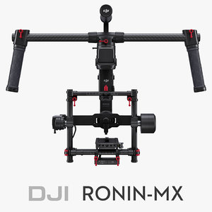 dji ronin-mx 3D model