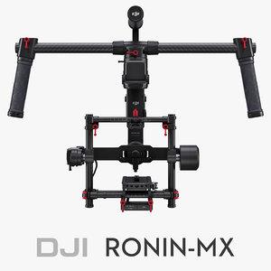 dji ronin-mx 3D model