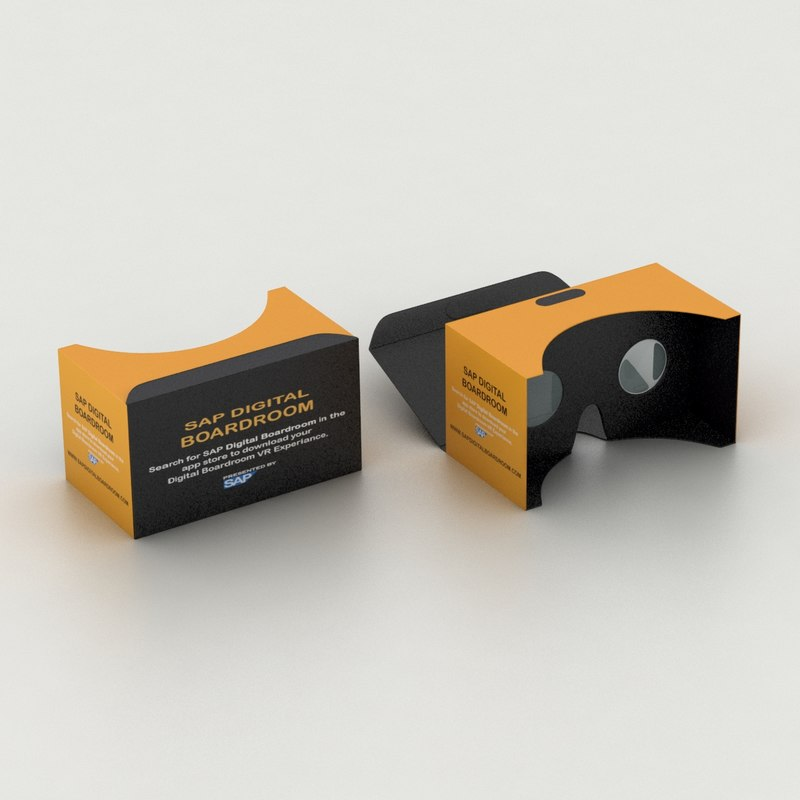 vr virtual reality 3D model