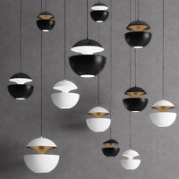 pendant light 3D