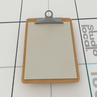 3D model clipboard alembic