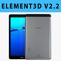 2 - e3d 3D model