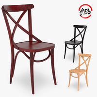 Chair Viennese  bar stool 3