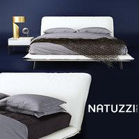 piumal011 bed 3D