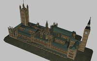 3D landmark model