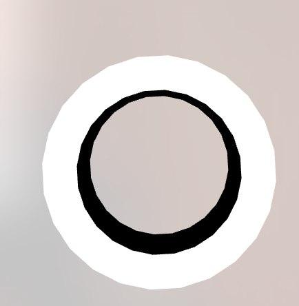 roue porte 3D model