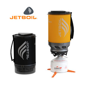 3D model jetboil sumo group cooking